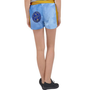 Velour Shorts by CloudWear