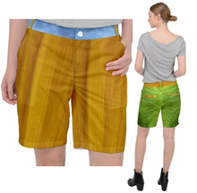 Load image into Gallery viewer, Joyful Sunflower Shorts