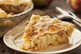 Holiday Baked Apple Pie