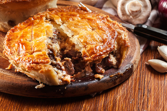 Country Style Meat Pie
