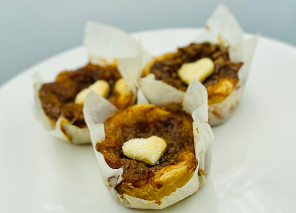Fresh Baked Holiday Butter Tarts (box of 6)