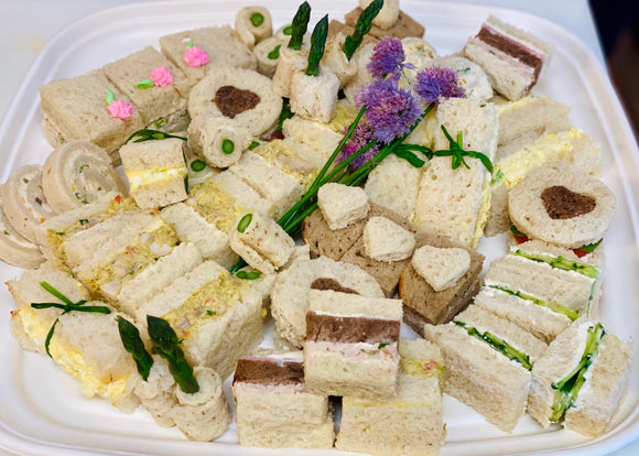 Rosemont Signature Tea Sandwiches