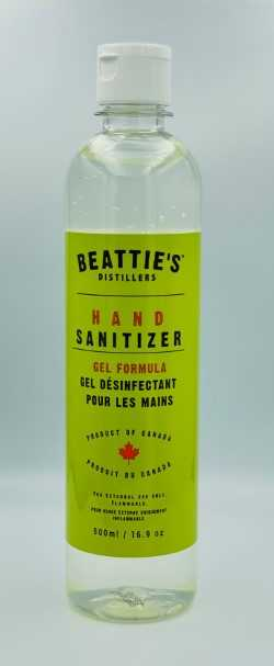 Beattie's 70% Gel Based Sanitizer