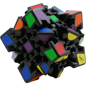 Meffert's Cube - Gear Cube: Level 8