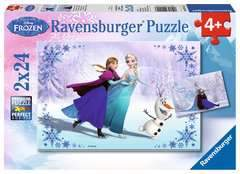 Disney's Frozen 2: Sisters Always 2x24pc Puzzle