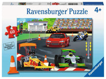 Load image into Gallery viewer, Day at the Races 60pc Puzzle