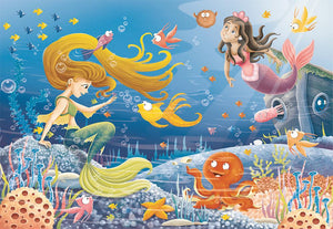 Mermaid Tales 60pc Puzzle