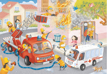 Load image into Gallery viewer, Firefighter Rescue! 60pc Puzzle