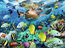 Load image into Gallery viewer, Underwater Paradise 150pc Puzzle
