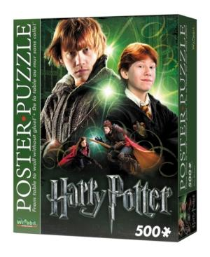 Harry Potter: Ron Weasley 500pc Poster Puzzle