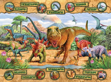 Load image into Gallery viewer, Dinosaurs 100pc Puzzle