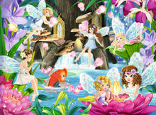 Load image into Gallery viewer, Magical Fairy Night 100pc Puzzle