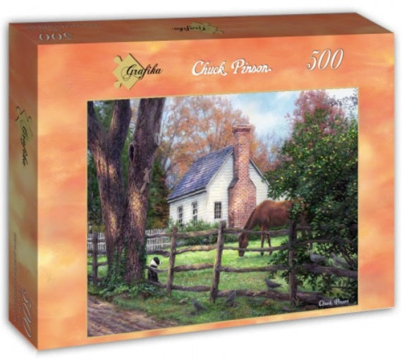 Where Time Moves Slower by Chuck Pinson 500pc Puzzle