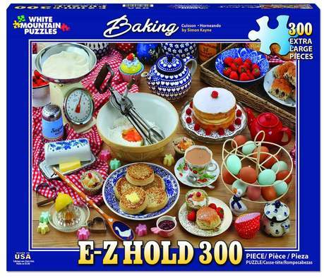 Baking 300pc Large Format Puzzle