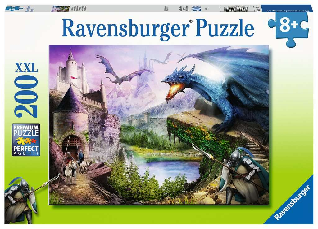 Mountains of Mayhem 200pc Puzzle