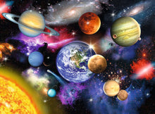 Load image into Gallery viewer, Solar System 300pc Ravensburger puzzle