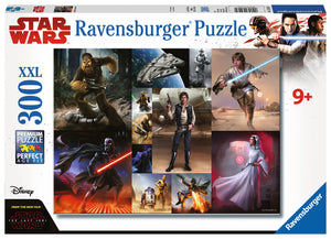 Star Wars: Episode 8 300pc Puzzle
