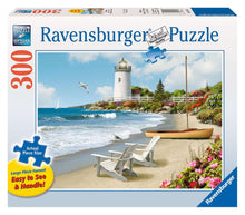 Load image into Gallery viewer, Sunlit Shores 300pc Large Format Puzzle