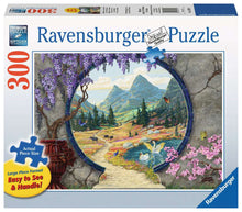 Load image into Gallery viewer, Into a New World 300pc Ravensburger puzzle