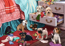 Load image into Gallery viewer, Mischief Makers 300pc Large Format Puzzle