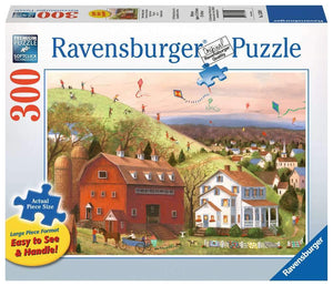 Lets Fly! 300pc Large Format Puzzle