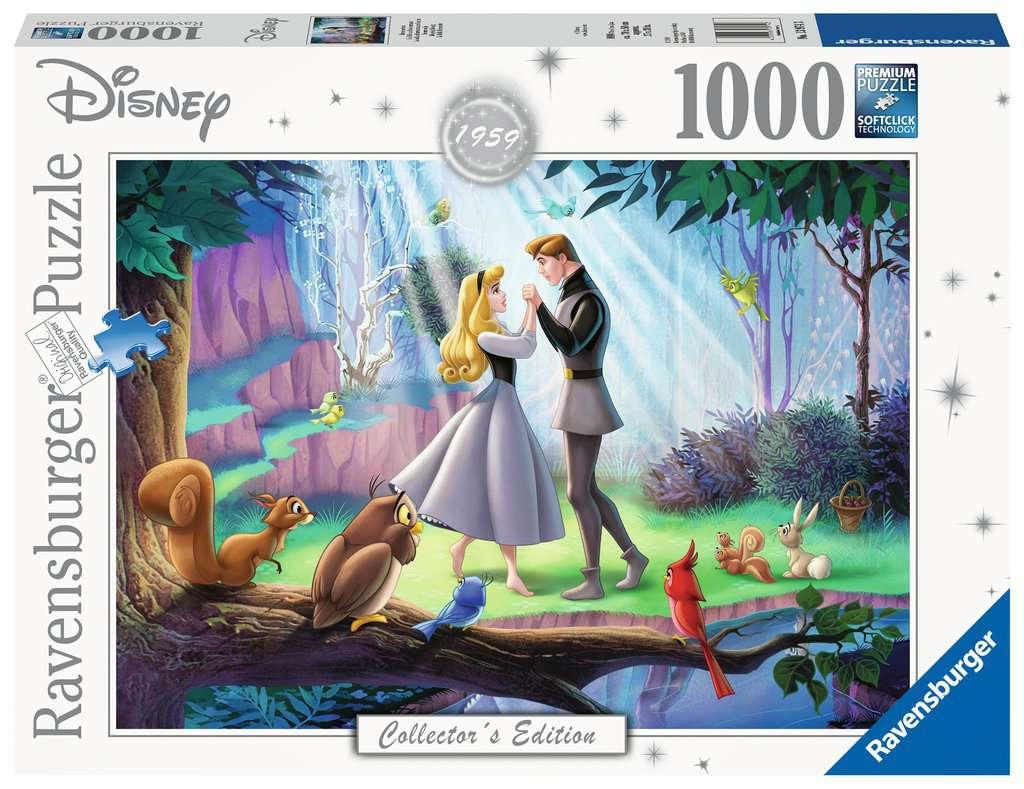 Disney Collector's Edition: Sleeping Beauty 1000pc Puzzle