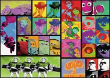 Load image into Gallery viewer, Disney Pixar: Pop Art 1000pc Puzzle