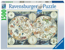Load image into Gallery viewer, Map of the World 1500pc Ravensburger puzzle