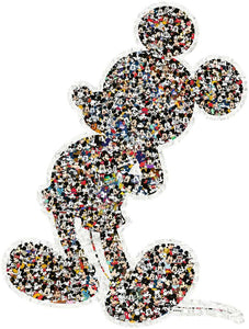 Disney Mickey Mouse Shaped 945pc Ravensburger puzzle