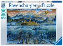 Load image into Gallery viewer, Wisdom Whale 2000pc Ravensburger puzzle