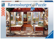 Load image into Gallery viewer, Gallery of Fine Art 3000pc Ravensburger puzzle