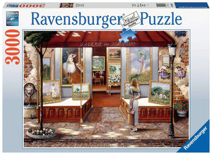 Gallery of Fine Art 3000pc Ravensburger puzzle