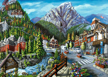 Load image into Gallery viewer, Welcome to Banff 1000pc Puzzle