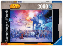 Load image into Gallery viewer, Star Wars Universe 2000pc Ravensburger puzzle