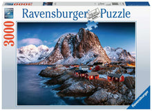 Load image into Gallery viewer, Lofoten, Norway, 3000pc Ravensburger puzzle