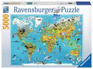 Fascination Earth 5000pc Ravensburger puzzle