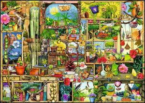 The Gardener`s Cupboard 1000pc Ravensburger puzzle