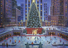 Load image into Gallery viewer, NYC Christmas 1000pc Puzzle