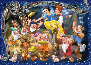 Snow White Collector's Edition, 1000pc Ravensburger puzzle
