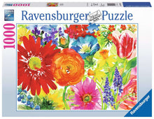 Load image into Gallery viewer, Abundant Blooms 1000pc Puzzle