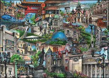 Load image into Gallery viewer, My Montreal 1000pc Puzzle