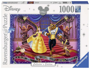 Disney Beauty and the Beast 1000pc Ravensburger puzzle
