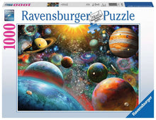Load image into Gallery viewer, Planetary Vision 1000pc Ravensburger puzzle