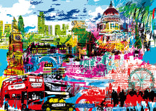 Load image into Gallery viewer, I Love London! 1000pc Puzzle