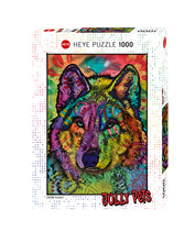 Load image into Gallery viewer, Wolf's Soul 1000pc Puzzle