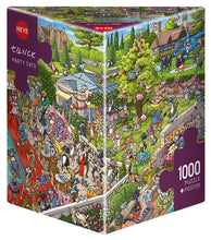 Load image into Gallery viewer, Party Cats 1000pc Puzzle