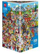 Load image into Gallery viewer, Oktoberfest 1500pc Heye Puzzle