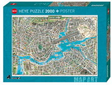 Load image into Gallery viewer, City of Pop 2000pc Puzzle