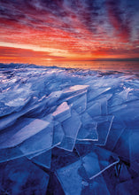 Load image into Gallery viewer, Ice Layers 1000pc Puzzle