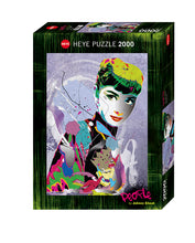 Load image into Gallery viewer, Audrey II 2000pc Puzzle